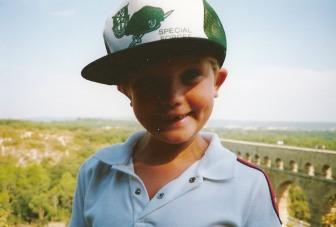 Oli kid picture