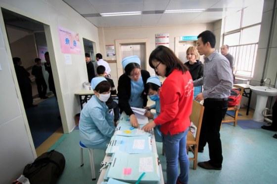 OS volunteers