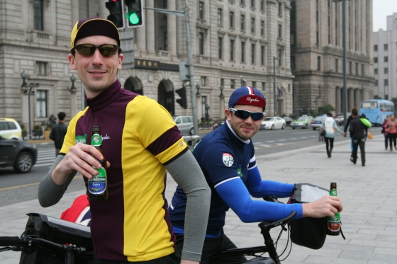 Bofferding - Without doubt the best Luxembourg beer in the world and proud sponsor of Road of Smiles