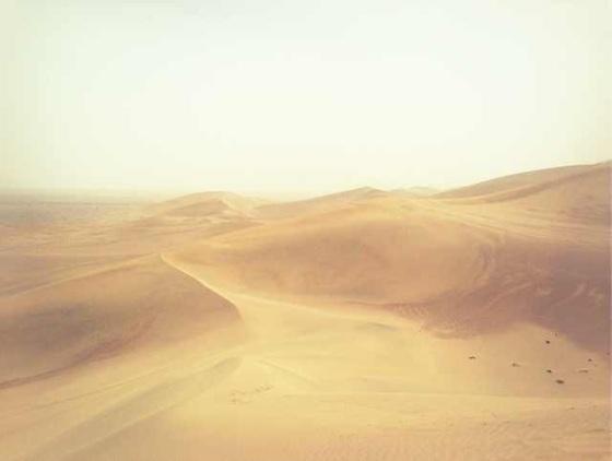 Dunhuang sand dunes