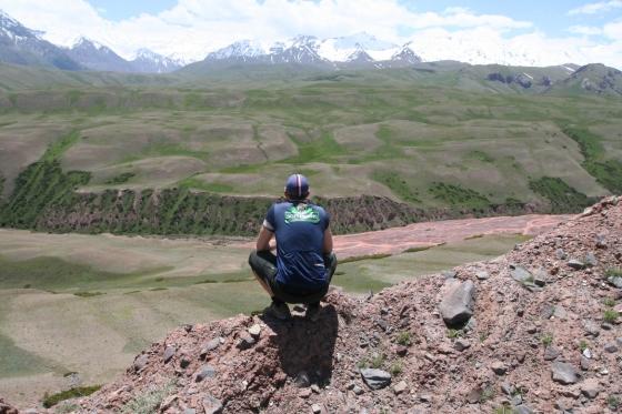 Number 2 in Kyrgyzstan