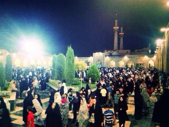 Gathering of the Iranian All Blacks Fan Club