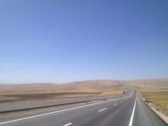 Turkey road